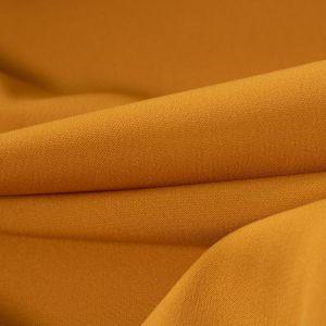 Tecido Crepe Nuage Span Amarelo Damasco