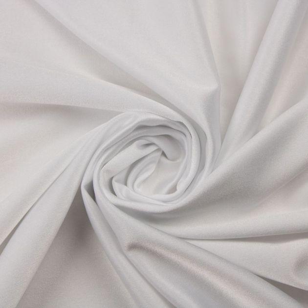 Tecido Crepe Pascaly Span Branco
