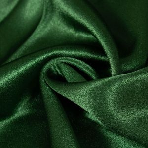 Tecido Crepe Patu Span Verde Bandeira