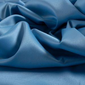 Tecido Crepe Vogue Silk Azul Celeste