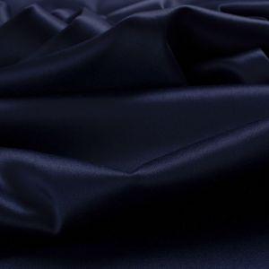 Tecido Crepe Vogue Silk Azul Marinho