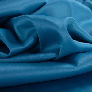 Tecido Crepe Vogue Silk Azul Safira