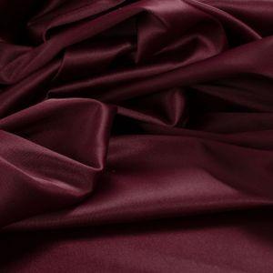Tecido Crepe Vogue Silk Pesado Marsala