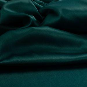 Tecido Crepe Vogue Silk Verde Garrafa Escuro