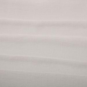 Tecido Crepe Trama de Linho Branco