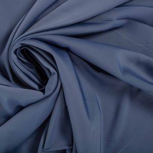 Tecido Crepe Vogue Silk Azul Denim Claro