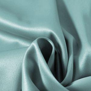 Tecido Crepe Vogue Silk Azul Tiffany Queimado