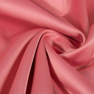 Tecido Crepe Vogue Silk Coral Rosado
