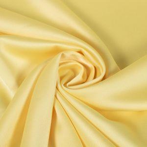 Tecido Crepe Vogue Span Amarelo Claro