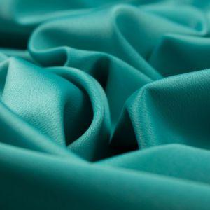 Tecido Crepe Vogue Span Azul Tiffany