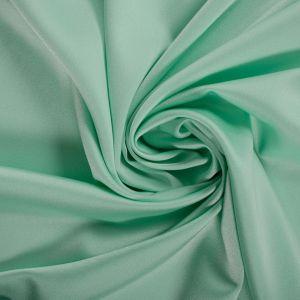 Tecido Crepe Vogue Span Verde Jade Claro