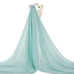 Tecido Devoré Mini Tiffany