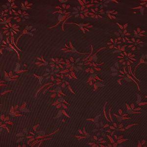 Tecido Failete Jacquard Floral Marsalla