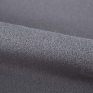 Tecido Lã Batida Cinza Escuro