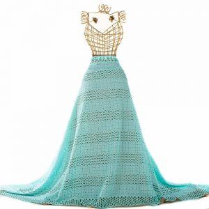 Tecido Laise Verde Tiffany
