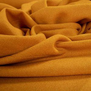 Tecido Lãzinha Span Amarelo Cítrico