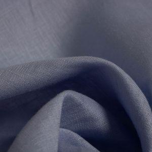 Tecido Linho Puro Azul Hortência