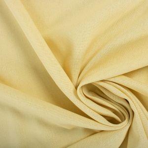 Tecido Linho Misto Amarelo Banana