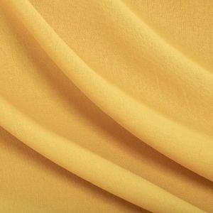 Tecido Linho Misto Amarelo Queimado