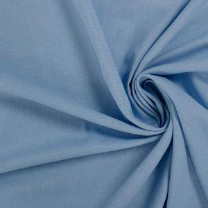 Tecido Linho Misto Azul Bebê