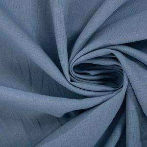 Tecido Linho Misto Azul Serenity