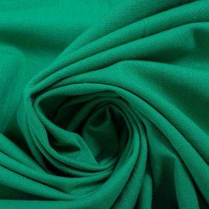 Tecido Linho Misto Span Verde Esmeralda