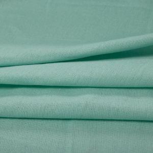 Tecido Linho Misto Verde Jade Claro