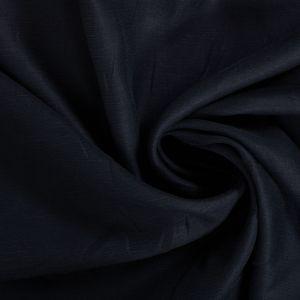 Tecido Linho Puro Irlandês Super 129 Azul Marinho