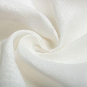 Tecido Linho Puro Off White