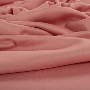 Tecido Malha Helanquinha Tubular Rosa Blush
