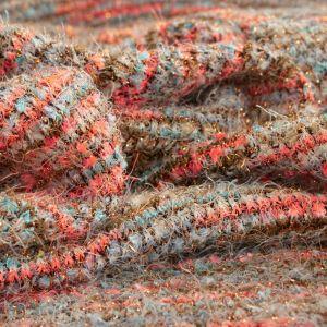 Tecido Malha Tweed Colorido