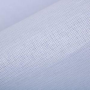 Tecido Morim Branco 0,80 CM Largura
