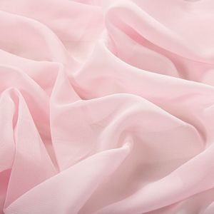Tecido Musseline Cor de Rosa Claro