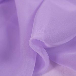 Tecido Musseline Dior Lilás Claro