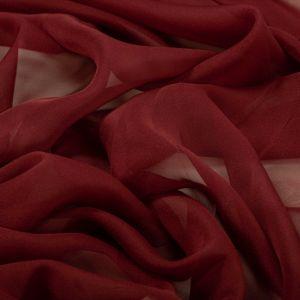 Tecido Musseline Dior Marsala
