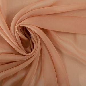 Tecido Musseline Dior TerraCota