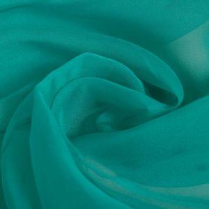 Tecido Musseline Dior Verde Turqueza