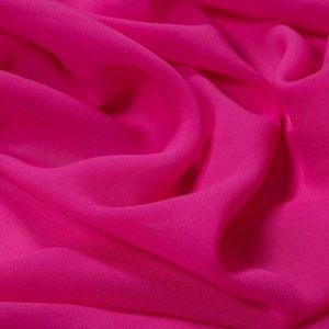 Tecido Musseline Toque de Seda Pink