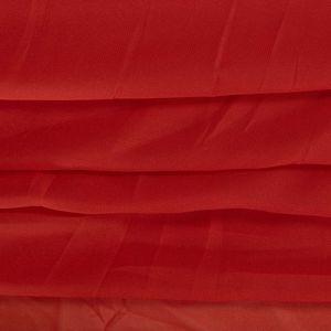Tecido Musseline Toque de Seda Rosa Cor Abóbora