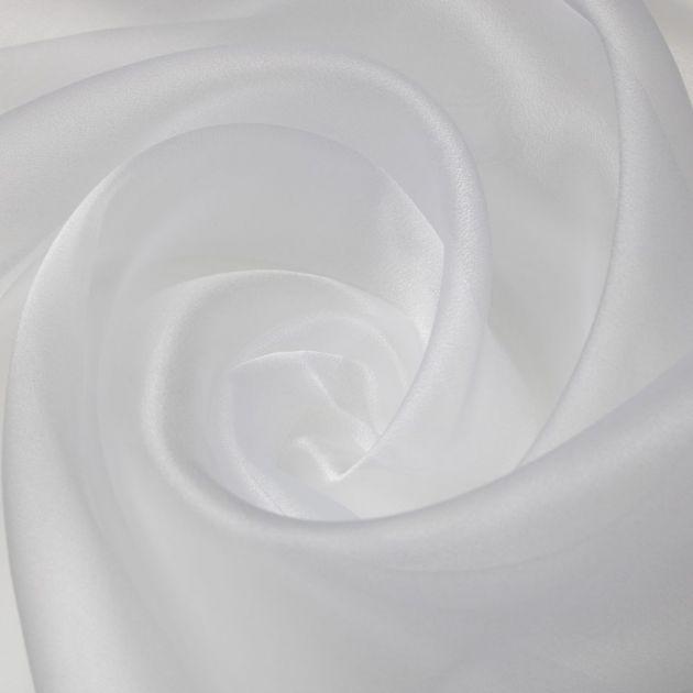 Tecido Organza Cristal Branca
