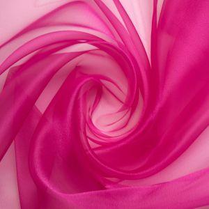 Tecido Organza Cristal Pink