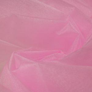 Tecido Organza Cristal Rosa