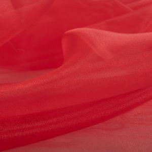 Tecido Organza Cristal Vermelha