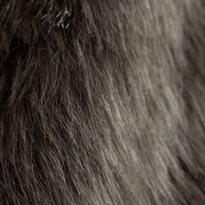 Tecido Pele Sintético Animal Pêlo Alto Castor