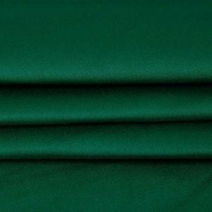 Tecido Sarja Acetinada Span Verde Esmeralda
