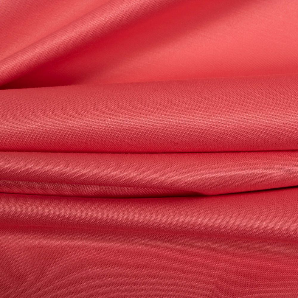Tecido Sarja Premium Coral Rosa