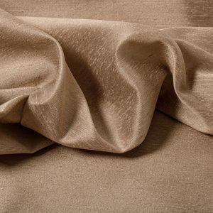 Tecido Shantung de Seda Mista Dourado
