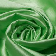 Tecido Shantung Verde Pistache
