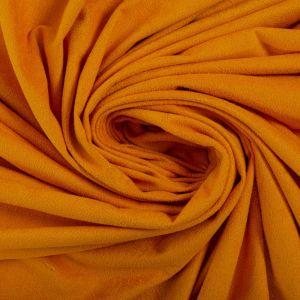 Tecido Sued Amarelo Cítrico