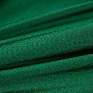 Tecido Tafetá Pesado Changeant Verde Bandeira